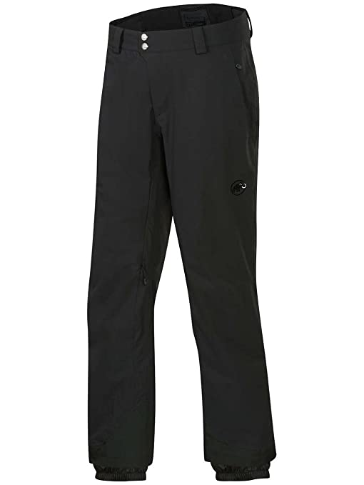 Mammut - Bormio HS Pants Regular, Color Graphite, Talla 52