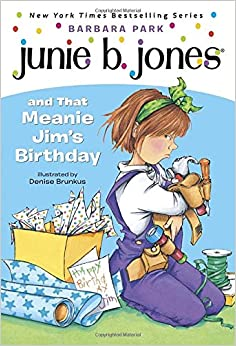 junie b jones and that meanie jims birthday junie b jones no 6 - Junie B Jones Coloring Pages