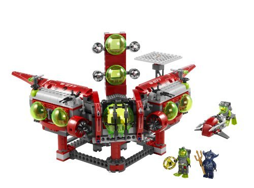 LEGO (LEGO) Atlantis deep-sea rescue team base 8077