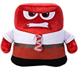 Takara Tomy Disney Inside Out Stuffed M Ikari Sitting Height 25cm