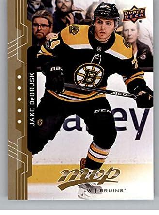68839922e Amazon.com  2018-19 UD MVP  174 Jake DeBrusk Boston Bruins Upper ...
