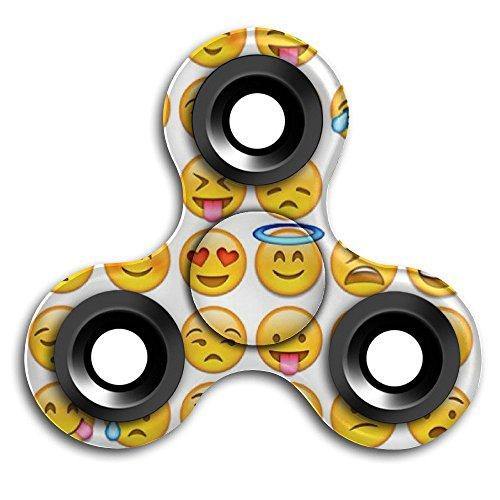 Emoji Hand Spinner Tri Fidget Sp...