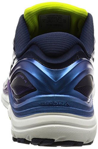 4 Chaussures Purple Peacoat Transcend Femme Course Brooks de anw1SRwx