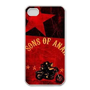 iphone4 4s Phone Case White Sons Of Anarchy KMH4945644