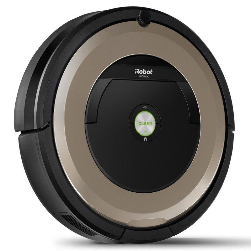 Roomba 891 Robot aspirador con iOS & Android capacidad en bronce: Amazon.es: Hogar