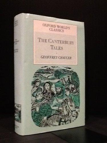 Canterbury Tales (Oxford World's Classics)