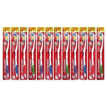 Colgate Cepillos de dientes Premier Extra Clean (12 cepillos de dientes)