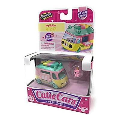 Shopkins Cutie Car Icy Roller QT2-17: Toys & Games