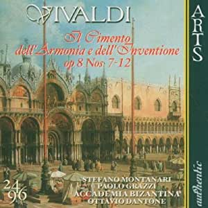 Vivaldi: Il Cimento dell'Armonia, Op. 8, Nos. 7-12