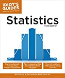 img - for Statistics, 3E (Idiot's Guides) book / textbook / text book