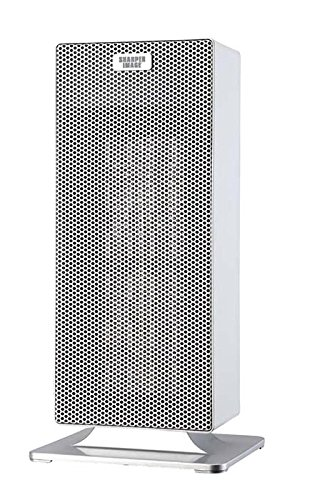 "Sharper Image 15"" ETL Certified Ceramic Tower Heater Ceramic Sharper Image"