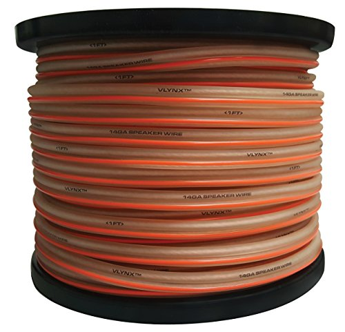 14GA : 200FT CABLE SPOOL 14 GA CALIBER QUALITY SPEAKER - Rate Canada To Usps