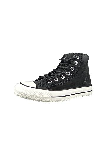 dbb95f622fdc7c Converse - Boot PC HI almost black egret black 153675C Schwarz Chucks  Herren Damen