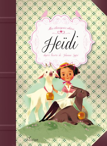 heidi-mes-grands-classiques-french-edition