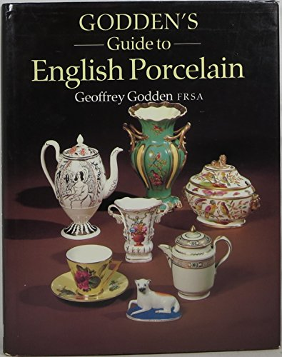 Godden's Guide to English (English Pottery)