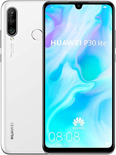 HUAWEI P30 Lite - 128 GB, White: Amazon.es: Electrónica