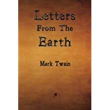 Letters from the Earth by Twain, Mark(June 5, 2015) Paperback
