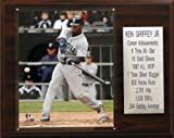 MLB Ken Griffey Jr. Seattle Mariners Career Stat Plaque