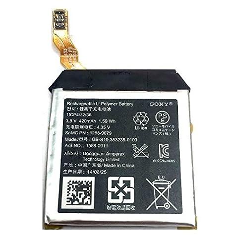 Bateria Original Sony Smartwatch 3 SWR50 (420mAh): Amazon.es ...