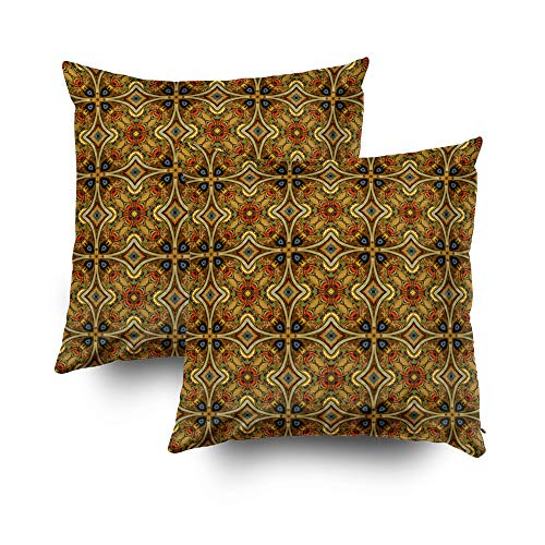 Capsceoll 2PCS victorian art deco medieval pattern, used for sale  Delivered anywhere in USA