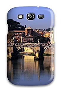 Hot New City Of Rome Case Cover For Galaxy S3 With Perfect Design