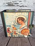Handmade By The Sea Vacation Photo Album