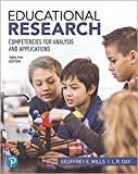 img - for Educational Research: Competencies for Analysis and Applications (12th Edition) book / textbook / text book