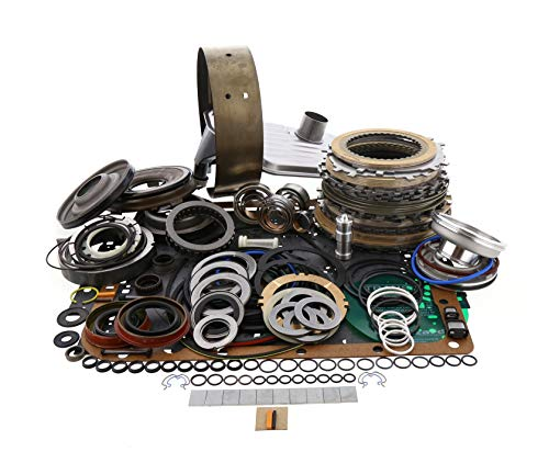 Chevy 4L60E Transmission Raybestos Transmission Deluxe Level 2 Rebuild Kit 1997-03