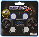 GelTabz Performance Thumb Grips - PlayStation 4 and PlayStation 3 by InterWorks Unlimited, Inc.