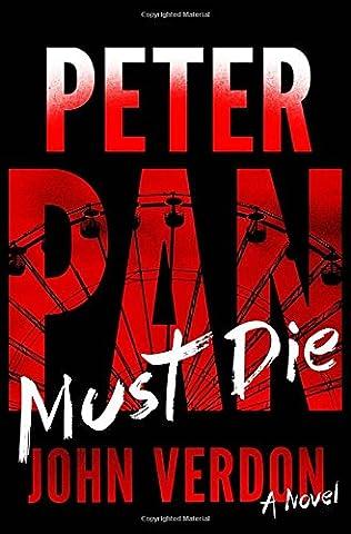 book cover of Peter Pan Must Die
