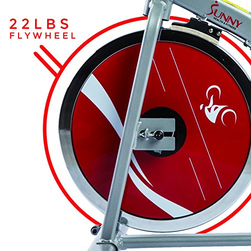 Sunny Health and Fitness Indoor Cycling Bike by Sunny Health & Fitness (Image #9)