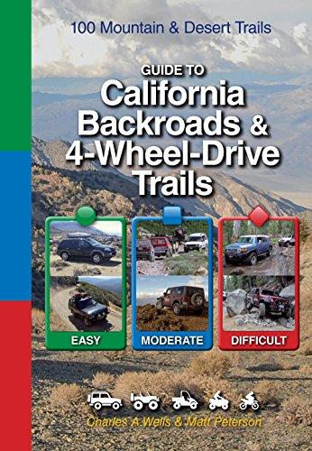 Guide to California Backroads & 4-Wheel-Drive (Jeep Trail)