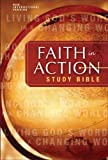 Faith in Action Study Bible, Zondervan Publishing Staff, 0310928621