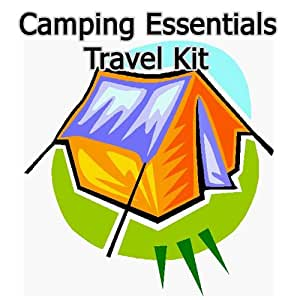 Camping & Travel Essentials Kit