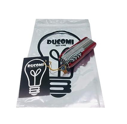 ducomi® - Navaja multiusos - cuchillo Plegable de camping ...