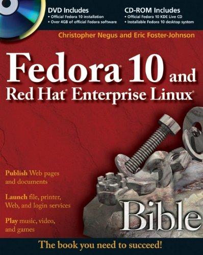 t Enterprise Linux Bible ()