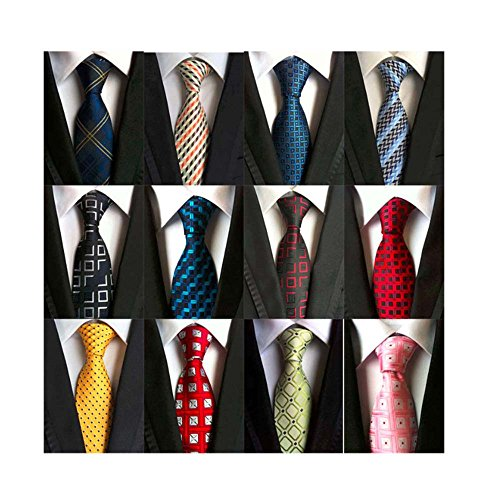 Weishang Classic Necktie Woven JACQUARD product image
