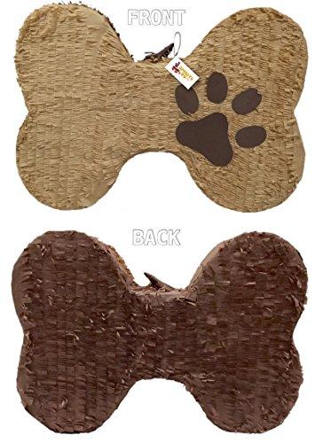 Huge Dog Treat/Dog Bone Party Pinata by Everybodylovespinatas]()