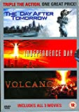 The Day After Tomorrow / Independence Day / Volcano (Triple Box Set)