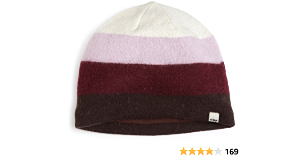 Outdoor Research Route Beanie One Size 100/% Boiled Merino Lambswool Free Ship