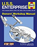 img - for U.S.S. Enterprise Manual book / textbook / text book