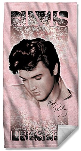 Elvis - Soft Lights Beach Towel 36 x (Elvis Light)