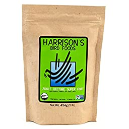 Harrison\'s Adult Lifetime Super Fine 1lb …