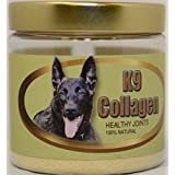K9 COLLAGEN Hip & Joint Supplement for Dogs - Pure Collagen Dog Supplements for Healthy Joints, Improved Mobility, Better Overall Health of Dogs - Boosts Natural Collagen Production - 1 Month Supply