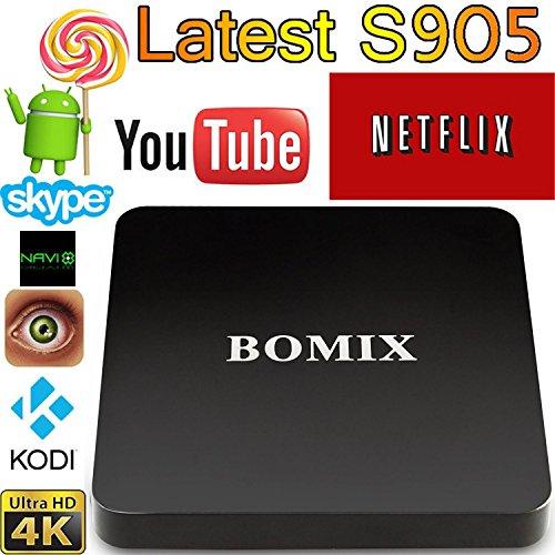Vbox MX Pro 4K Android 7.1 TV Box 1GB+8GB by Vbox