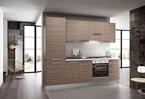 Desconocido Cocina Completa Part L. 255 – p.60 – h.216 + Electrodomésticos Art. va1124: Amazon.es: Hogar