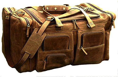 Leather Cabin Luggage - 3