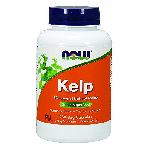NOW Kelp 325 mcg Capsules