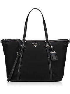 Prada Nylon Hobo Bag