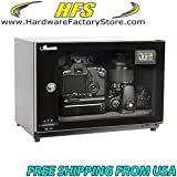HFS (Tm) 25l Digital Control Dehumidify Dry Cabinet Box Lens Camera Equipment Storage